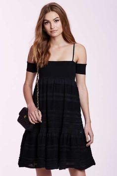 Vintage Chanel Bianca Bouclé Dress - check out my blog handlethisstyle.com