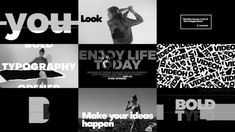 Buy Bold Typo Opener Titles for Premiere Pro by BLAQMATRIX on VideoHive. Explore this typography animation for Adobe Premiere Pro. Create your videos for social media by using the Bold Typo . After Effects Intro Templates, After Effects Projects, Youtube Advertising, Envato Elements, Bold Fonts, Glitch, Video Editing, Videos, Minimal