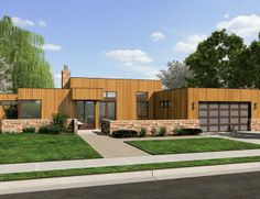 Ultra Modern Home Plans Design.  #modernhouse #home #sweethome