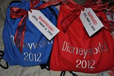 How we are surprising the kids for Disney World