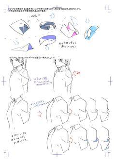 http://viria.tumblr.com/post/109111944503/thefurryartacademy-clothing-tutorials-tips-and もっと見る