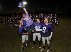 High school football players stand up against bullying | The Universe