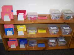 My Montessori Journey: Object Boxes