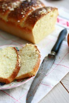 SANS GLUTEN SANS LACTOSE: Brioche sans gluten