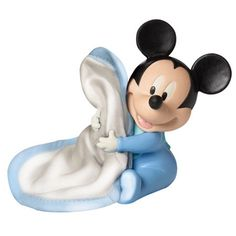 Hugs & Cuddles - Mickey Mouse - Precious Moments