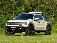 Terrain Raptor we built for Alabama Ford.