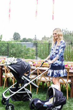 Molly Sims, Baby Shower