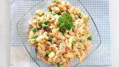 Pasta Salad, Risotto, Potato Salad, Cauliflower, Salads, Food And Drink, Potatoes, Vegetarian, Dinner