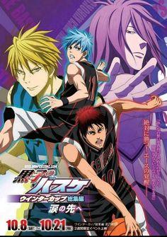 Kuroko's Basketball Movie 2: Winter Cup Highlights - Beyond the Tears | 480p 250MB | 720p 450MB | 1080p 800MB MKV  #KurokosBasketballMovie2WinterCupHighlightsBeyondtheTears  #Soulreaperzone  #Anime