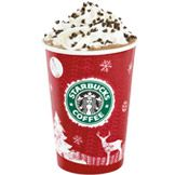 Starbucks Peppermint Mocha....can honestly drink it 235432423 times a day