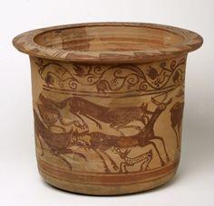 CERÁMICA IBERA ARAGÓN -  kat athos vasija ceramica cultura iberica 100 ebeli giom azuara zaragoza