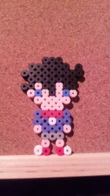 Detective Conan perler beads