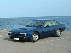 1985 Ferrari 412  aka my dream car