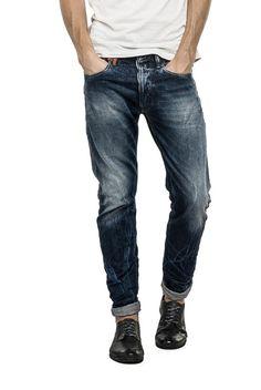 Jeans Man Slim Fit low crotch - AROTT 118 530 - Replay