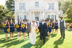 K + A   Mountain View, CA Rengstorff House Wedding
