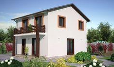 Proiecte de case sub 20.000 euro. Exemple de case la pret de garsoniera
