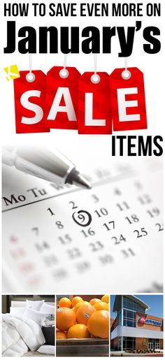 Year after year, we see these 10 items go on sale every January. Look out for big discounts on the KCL Deals page, and stock up to last you until the next sales cycle rolls around.