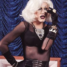 """I did it for the fame, I did it for the money, I did it cause I WANTED MORE!!""~ Eva Peron (All Stars 2 Baddest Bitches in HERstory) Sharon Needles"