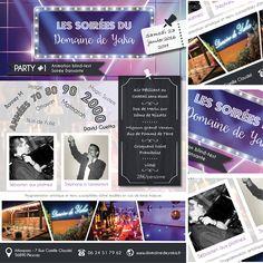 Affiche évènement! #print #affiche #concert @joliepub