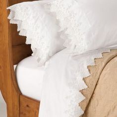 French lace sheets