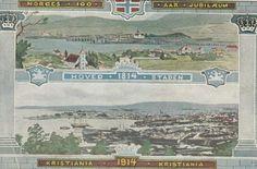 Norges 100-årsjubileum 1914 Christian Magnus
