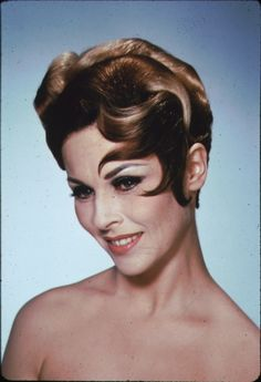 Pivot Point_The 1960s #60s #hair