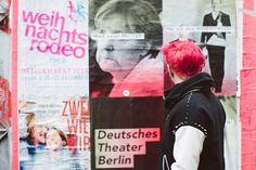 Samstag, 07.02., 16:30 Uhr – Kreuzberg, Adalbertstraße: Walter looking at things. © Jule Müller