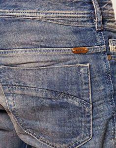 Diesel - Iakop 8V3 - Jeans slim. My favourite jean!