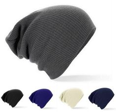 e6a8a62912d 2016 New Winter Beanies Solid Color Hat Unisex Plain Warm Soft Beanie Skull  Knit Cap Hats Knitted Touca Gorro Caps For Men Women  Affiliate