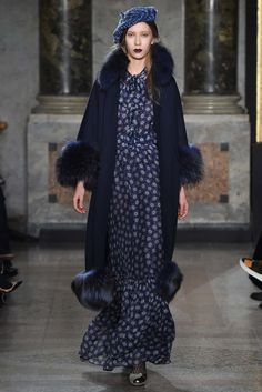 Luisa Beccaria - Fall 2015 Ready-to-Wear - Look 31 of 48