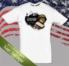 Camiseta Patton. Cita en V.O.