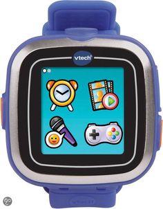 bol.com   VTech Kidizoom - Smart Watch - Blauw,VTech   Speelgoed