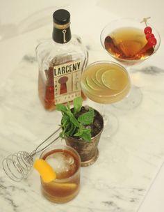 Bourbon 101 Classic Bourbon Cocktails