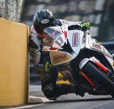 [OT] Steve Mercer, Macau Grand Prix, 18 November 2016 : motogp