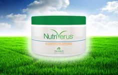 Nutriverus ~ Amazing Nutrition that you can give to all your family..