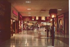 Trip to the Mall: FLASHBACK: Deerbrook Mall in Deerfield, Illinois