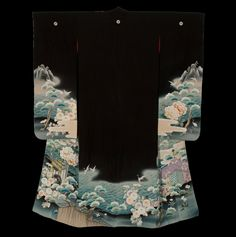 Early Showa Furisode