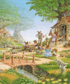 Иллюстрация 16 из 84 для Праздник полнолуния - Женевьева Юрье | Лабиринт - книги. Источник: Zhanna