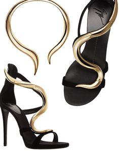 I like these!      Giuseppe Zanotti Design Online Store
