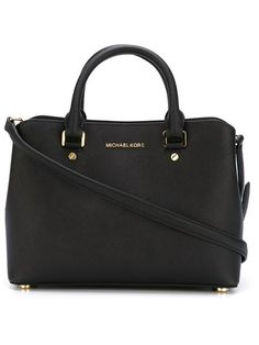 MICHAEL MICHAEL KORS Medium 'Savannah' Tote. #michaelmichaelkors #bags #shoulder bags #hand bags #leather #tote #