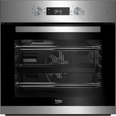 Suggested single oven Beko EcoSmart BRIF22300X Built In Electric Single Oven - Stainless Steel 2 year part guarantee