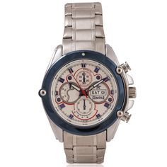 a4fb4f44ee9 Buy Slimstar Stainless Steel Chronograph Designer Watch For Men