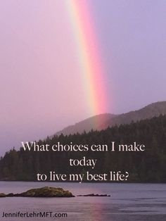What choices can I make today to live my best life?  #motivation #growth