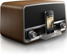 Philips Original radio and dock for iPod/iPhone.