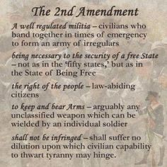 Second+Amendment+Explained | The Second Amendment Explained - RYOC - Run Your Own Country!