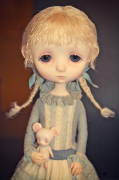 ART Doll by Ana Salvador