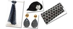 Polka Dot Accessories for... #MARCtheDOT #DotGirlsCocktailHour #Crowdtap