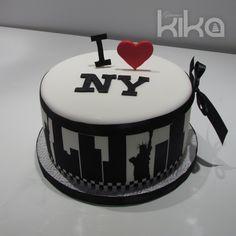 Gâteau New York cake ! #gateauxkika