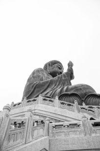Tian Tan Buddha, yay Hong Kong!