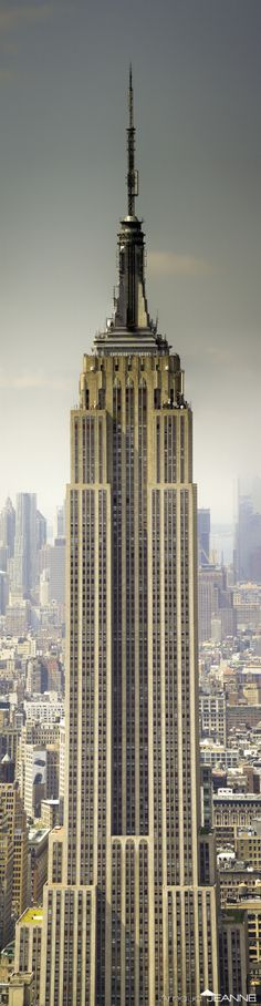 Empire State Building by Arnaud JEANNE on 500px
